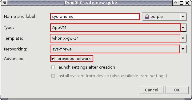 Screenshot Qubes-r4-create sys-whonix.png
