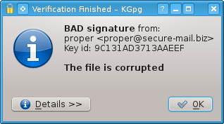 Kgpg verification failed.png