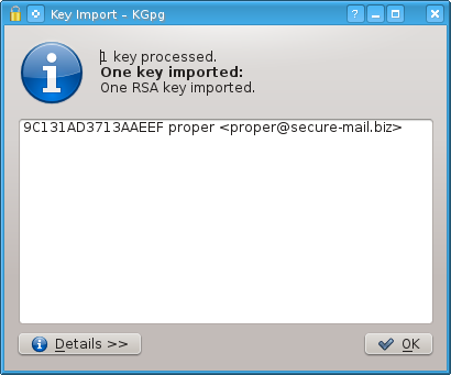 Kgpg key imported new.png