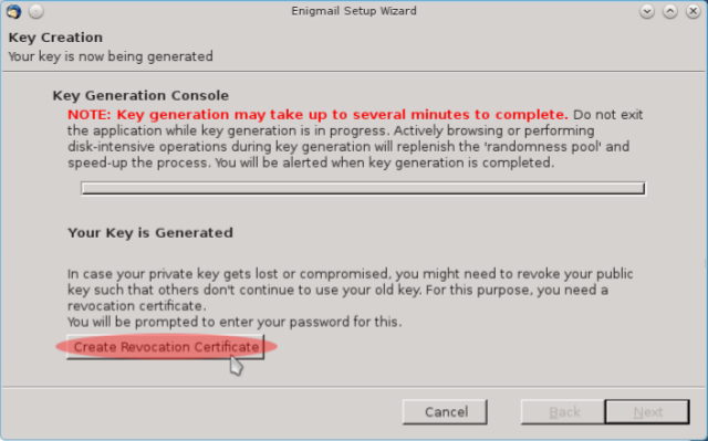 Encrypted Email with Thunderbird, Enigmail and TorBirdy - Whonix