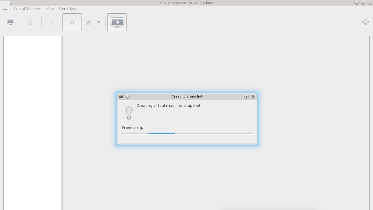 KVM/Installation Screenshots - Whonix