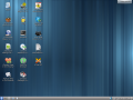 Whonix Desktop Screenshot